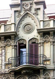 Barcelona - Rbla. Catalunya 101 c by Arnim Schulz, via Flickr