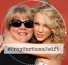 ATTENTION!! ATTENTION!!! I WANT AS MANY PEOPLE AS WE CAN GET HERE ON PINTEREST TO MAKE THIS THEIR PROFILE PIC TO SHOW OUT SUPPORT FOR MAMA SWIFT!!! Also add #PrayForMamaSwift to the end of your username!!! Let her know we are praying!!! SPREAD THIS LIKE A WILDFIRE PEOPLE!!! -Abbey
