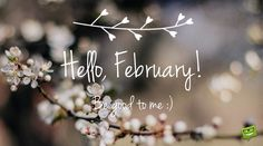 Hello February Images and Pictures Hello February Quotes, February Images, Welcome February, February Wallpaper, Wallpaper For Facebook, Facebook Cover Images, February Month, February Holidays, Be Good To Me
