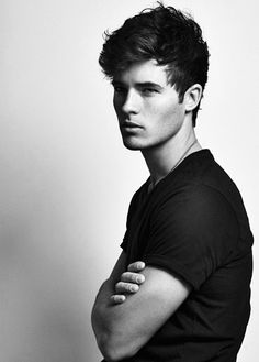 I don't care who this guy is model, actor, regular ole guy, he is HOT