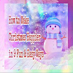 Your Blissful Christmas awaits. #Christmas #ChristmasSongs #ChristmasDecorations #ChristmasFaith #ChristmasGifts #ChristmasMovies #Happiness #Positivity #SelfDevelopment