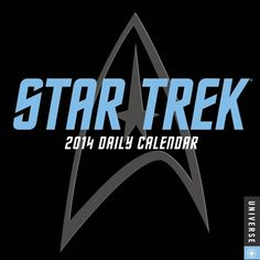 Star Trek Daily 2014 Day-to-Day Calendar: Cbs: 9780789326133: Amazon.com: Books - See more at : http://www.amazon.com/gp/product/0789326132/ref=as_li_tl?ie=UTF8&camp=1789&creative=390957&creativeASIN=0789326132&linkCode=as2&tag=freeadvert003-20&linkId=VBKJYLDAPLFLD4Q5