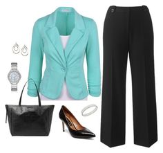 >> Nice Plus Size Career Outfit Business Dresses, Business Outfits, Office Outfits, Business Fashion, Business Attire, Work Outfits, Business Casual, Look Office, Office Wear