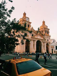 Plaza San Martin, Córdoba, Argentina