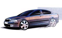 Skoda Octavia. You can download this image in resolution 1600x1200 having visited our website. Вы можете скачать данное изображение в разрешении 1600x1200 c нашего сайта.