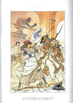 Milo Manara - Vol. 6, La Storia a Fumetti-136