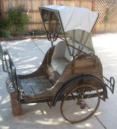 Pony cart?