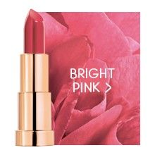 Discover Yves Rocher Grand Rouge in Bright Pink!  @Yves Rocher USA #GrandRougeMoment  #yvesrocher