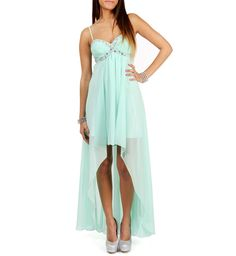 Tambrey- True Mint Dress