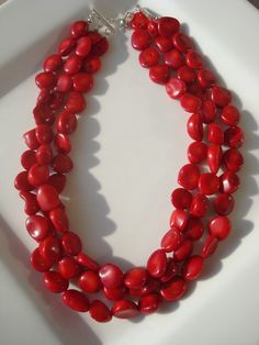 And I am going to try to find the beads I need to make THIS necklace...
