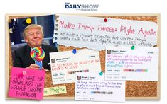 "Technically Incorrect offers a slightly twisted take on the tech that's taken over our lives. Enlarge Image And here it is. ""The Daily Show""/Screenshot by Chris Matyszczyk/CNET ."