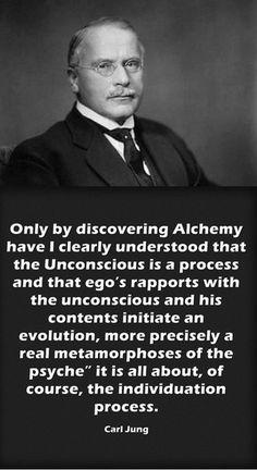 Carl Jung #alchemy