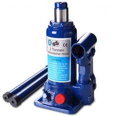 [lux.pro] Martinetto per sollevamento (2 / 4 / 12 / 20 tonnellata forza sollevamento) Hydraulik - sollevatore 21,40 € Home Appliances, House Appliances, Appliances