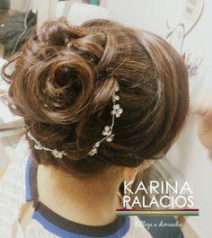 Peinado karina