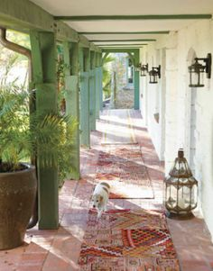 Reese Witherspoon's House Pictures : Splendid Spanish Style!