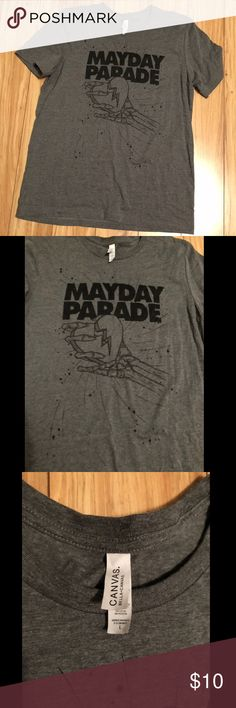 Mayday Parade t-shirt Only worn a few times! Shirts Tees - Short Sleeve