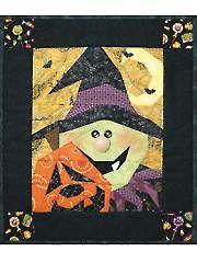 Quilt - Batty Lou Boo! Quilt Kit - #429341