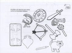 Vista previa en miniatura de un elemento de Drive Google Drive, Roman Soldiers, Notebooks, Miniatures, Slip On, Historia, Blue Prints, Hipster Stuff