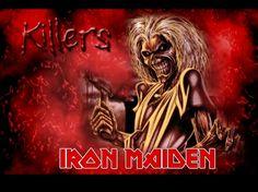 Heavy Metal Music Wallpaper | Iron Maiden - Music & Entertainment Background Wallpapers on Desktop ...