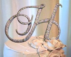 letter H cake toppers - Google Search