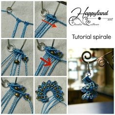 MiiMii - crafts for mom and daughter .: What are you talking ?? - At random !!. 50 ideas for a simple DIY jewelry braided.