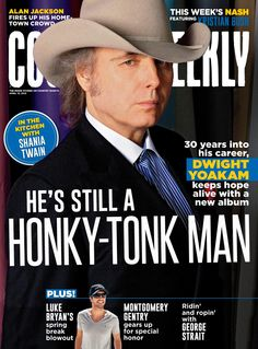 Thirty years into his career, Dwight Yoakam keeps hope alive with a new album.