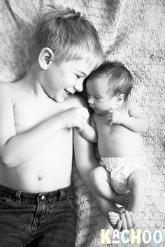 newborn and big brother photography images - Google Search