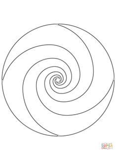 Quilting Stencils, Free Stencils, Mandala Art Lesson, Mandala Drawing, Painting Templates, Painting Patterns, Mandala Dots, Mandala Pattern, Templates Printable Free