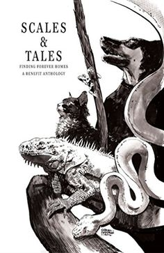 Scales and Tales: Finding Forever Homes by Clive Barker https://www.amazon.com/dp/B01LIMUSJQ/ref=cm_sw_r_pi_dp_x_rQp.xbA06AT1T