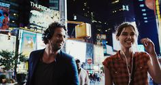 Mark Ruffalo y Keira Knigthley en Begin Again