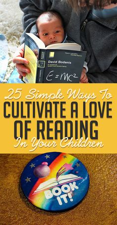 25 Simple Ways To Cultivate A Love Of Reading In Your Children