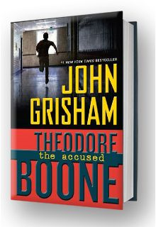John Grisham does Young Adult books too. 3rd book of his teen-oriented series...a kid lawyer