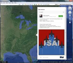 September was a great month for Google Earth, with many new things to discuss and show off. Here are some of my favorites. Googie, Tour Guide, September, Earth, Posts, Website, Blog, Messages, Blogging