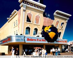 Ripley's believe it or not museum! This is amazing! We went to the one in Atlantic City over the summer!