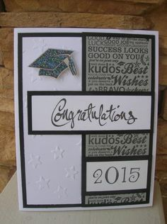 Congratulations 2015 by calmag - Cards and Paper Crafts at Splitcoaststampers