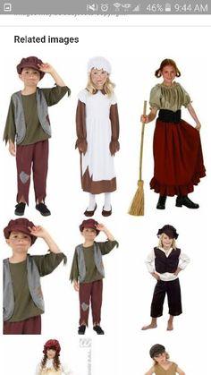 Oliver twist costume ideas