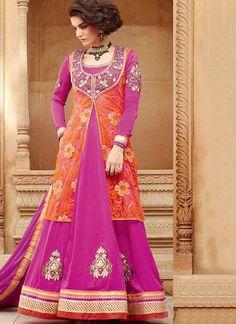 Anarkali Suit: Buy Latest Designer Anarkali Suits for Women Online Anarkali Gown, Anarkali Suits, Lehenga, Designer Suits Online, Designer Dresses, Latest Salwar Kameez Designs, Gown Suit, Dress Suits, Designer Anarkali