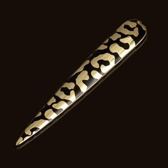 Leopard Desk Accessories Letter Opener from L'Objet in Yardley, PA from Pink Daisy
