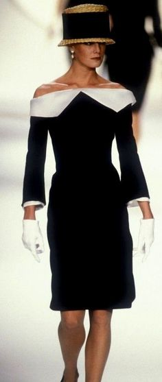 1990 Christian Dior, Spring-Summer. Couture More