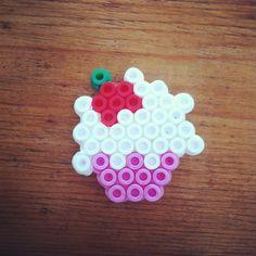 cupcake hama beads