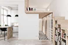 Beautifully Designed 29 Square Meters Flat in Poland