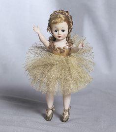 Madame Alexander Ballerina 1957