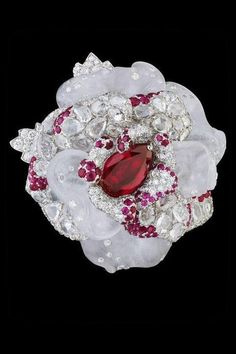RosamariaGFrangini | My Floral Jewellery | Le Bal des Roses, Dior's latest High Jewellery collection.
