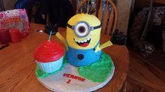 Minnon's Birthday Cake