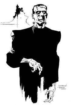 Frankenstein by Tim Sale