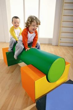 Toddler Foam Climbing Structures For Indoor Active Play