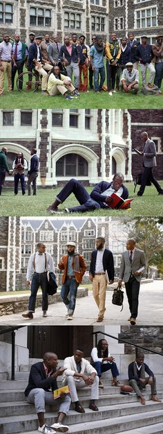 black preppy man - Google Search