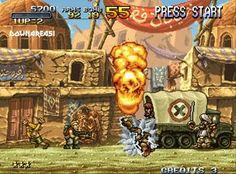 Metal Slug 2 neogeo - Google Search