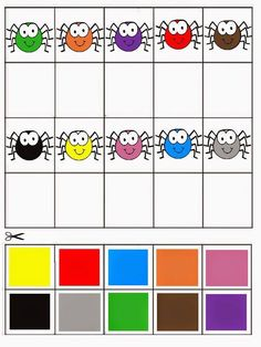 Coloring Games for Preschool Best Of Free Printable Matching Games Color Matching Activity Preschool Learning Activities, Color Activities, Kindergarten Worksheets, Preschool Activities, Teaching Kids, Kids Learning, Teaching Colors, Preschool Colors, Preschool Centers