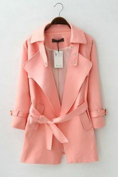 Blush is beautiful this fall.
